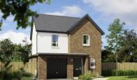 3 bed new home for sale in Shankly Drive, Wishaw...