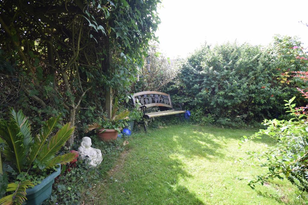 Seating Area Rear Garden