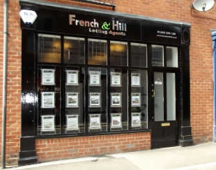 French & Hill Sales and Letting Agents, Chelmsfordbranch details