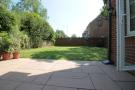Patio to lawn