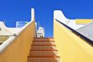 Stairs to Solarium