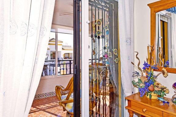 Doors to Sun Room