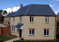 4 bed new home for sale in Freemans Way...