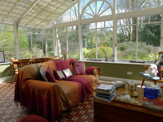 Conservatory Gard...