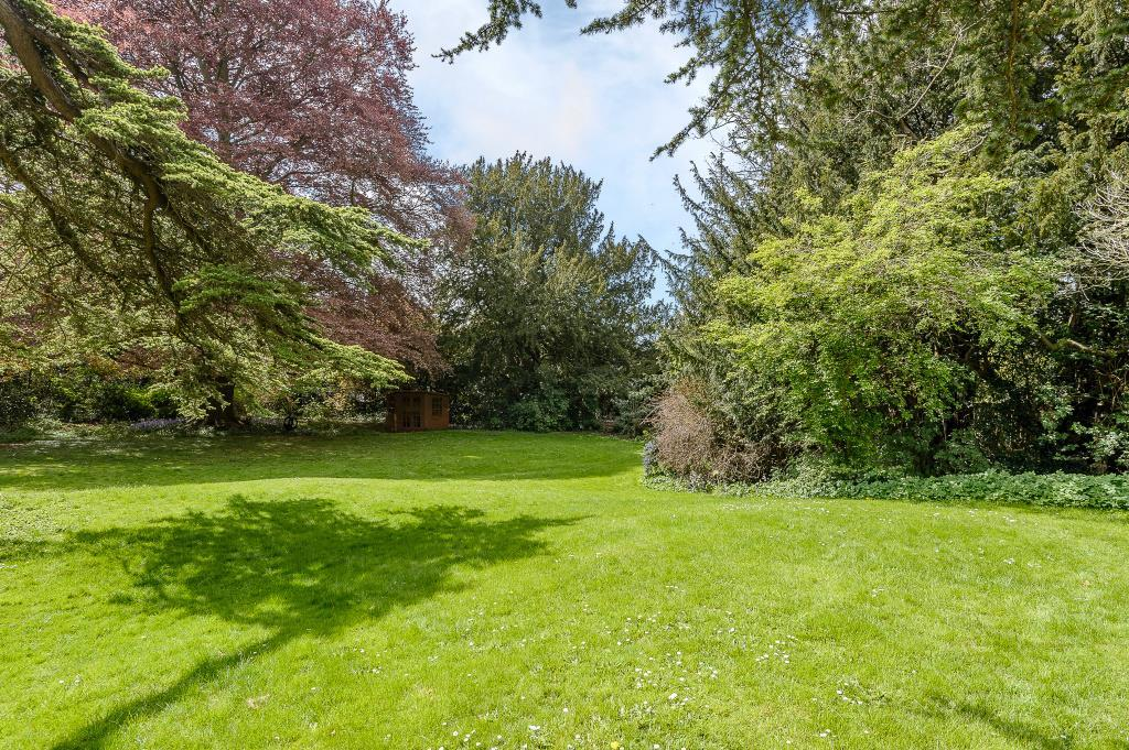 Main Front Garden