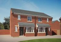 3 bed new house for sale in Railway Road, Adlington...