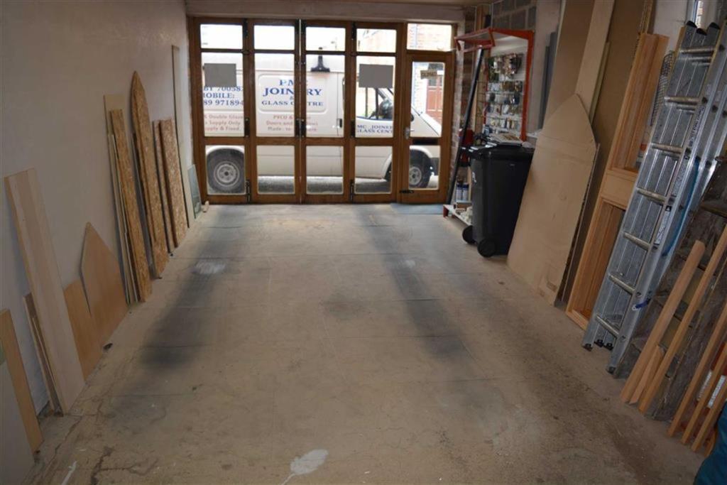 Ground floor worksho