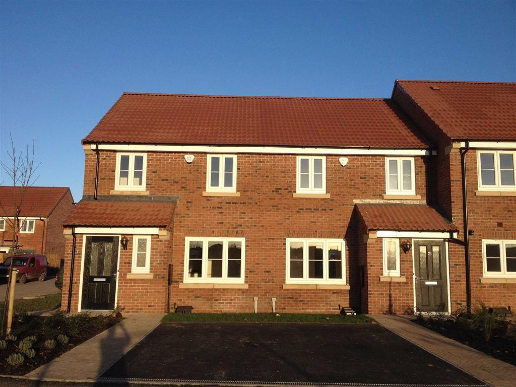 New Homes Thorpe Willoughby