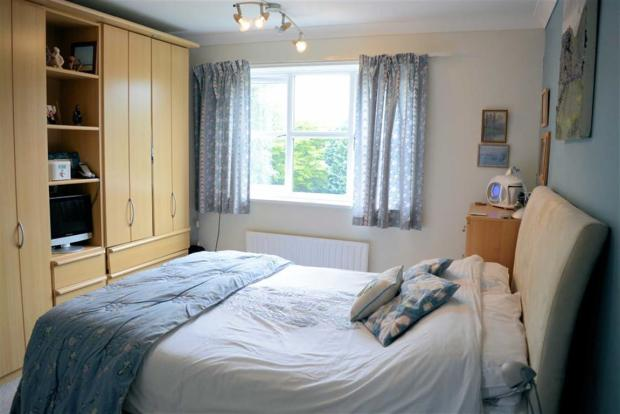 Bedroom 1 - rear