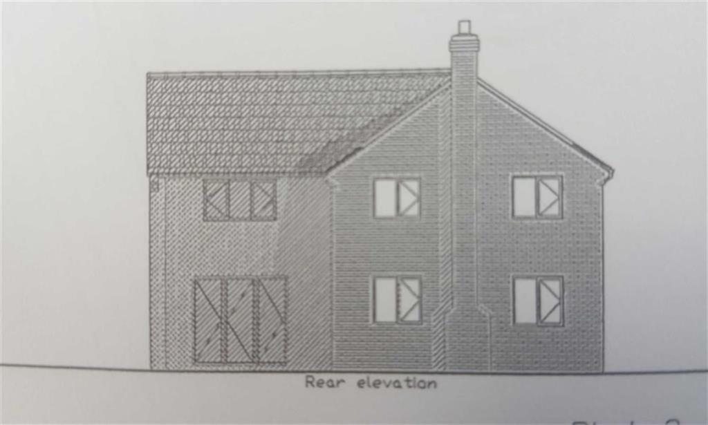 PLOT 2 REAR ELEVATIO