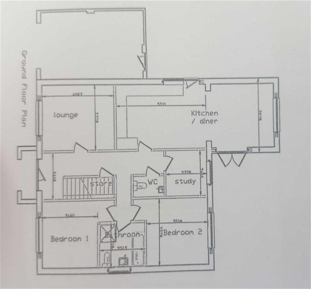 PLOT 5 FLOORPLAN