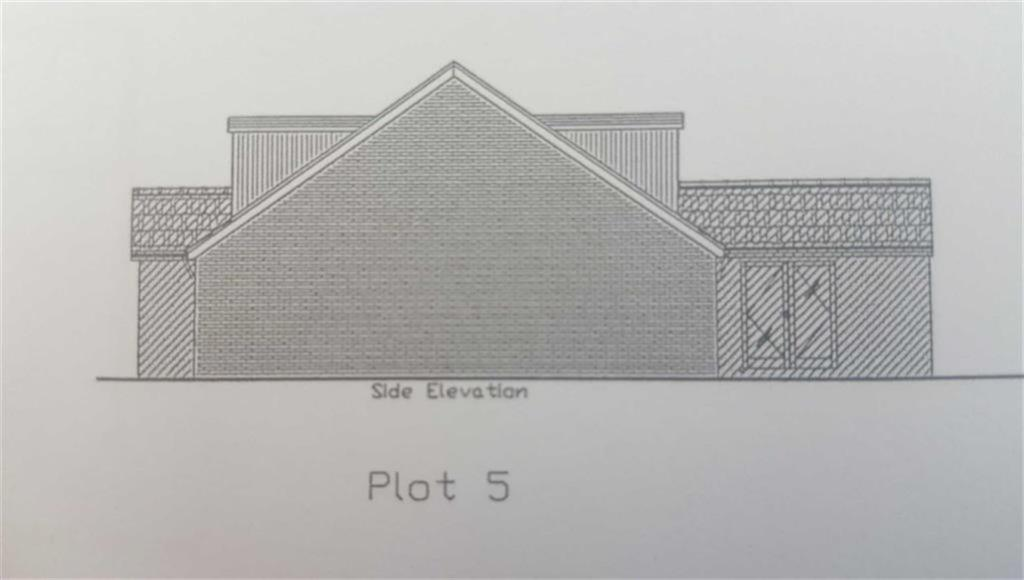 PLOT 5 SIDE ELEVATIO