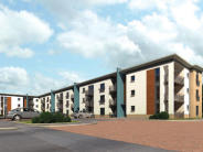 2 bed new Apartment in Pilton Drive...