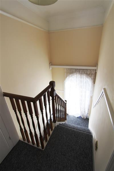 Hall Stairs and