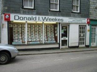 Donald I Weekes FRICS, Cornwallbranch details