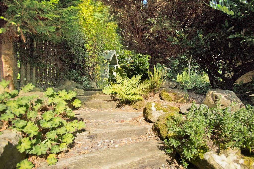 Steps To Rear Glade