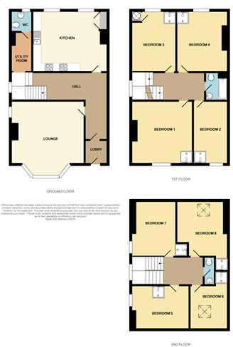 No 68 Floor Plan