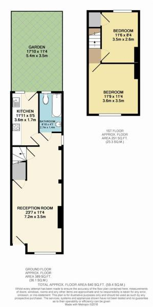 Floor Plan - Balliol