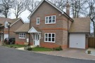 Detached property for sale in Wildwood Close, Woodley...