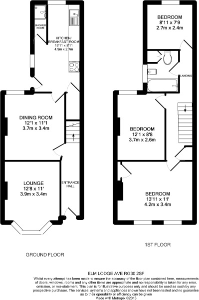 3 bedroomed terraced house a floor plans master ask home for Victorian house plans uk