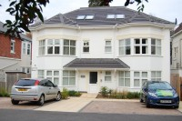 Ground Flat in Westbourne, Poole