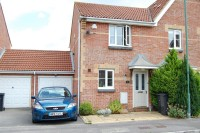 semi detached property to rent in Knighton Heath, Poole