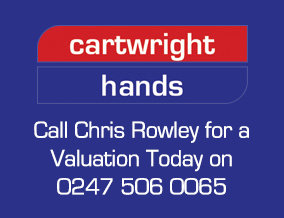 Get brand editions for Cartwright Hands, Nuneaton-Sales