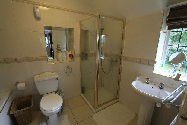 Bathroom en suite