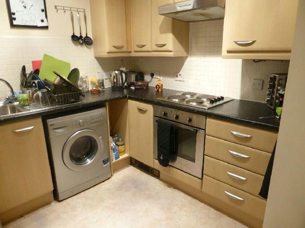 Neatly fitted Kitche