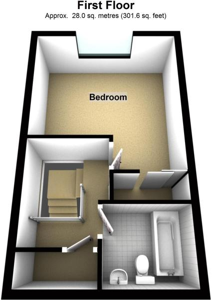 First floor 3D fl...