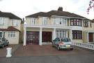 semi detached home in Lord Avenue, Clayhall...