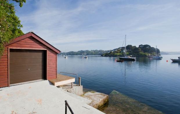 Boathouse, sli...