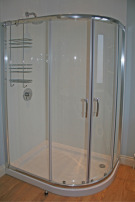 Contemporary showers