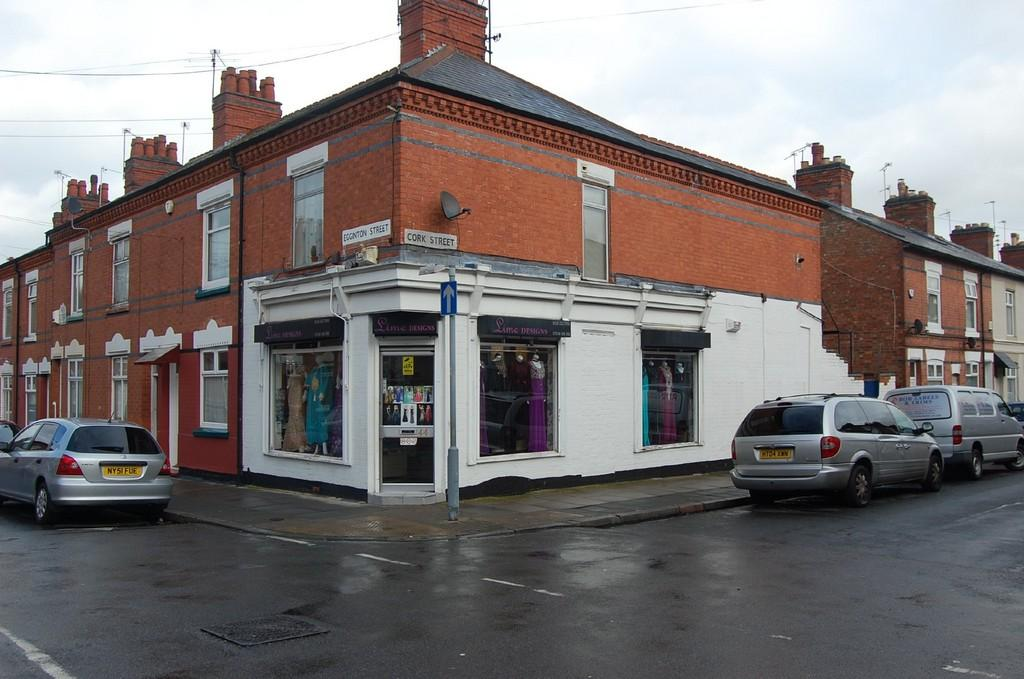 Property For Sale In Highfields Leicester