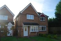 semi detached home for sale in Lindsey Close, BOURNE...