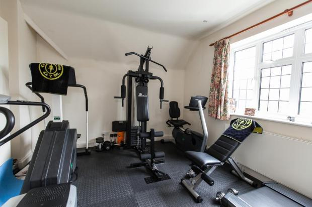 Bedroom detached house for sale in north park central