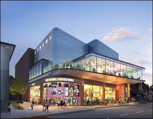 Proposed Cinema
