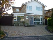 4 bedroom Detached home in Dovecote Close...