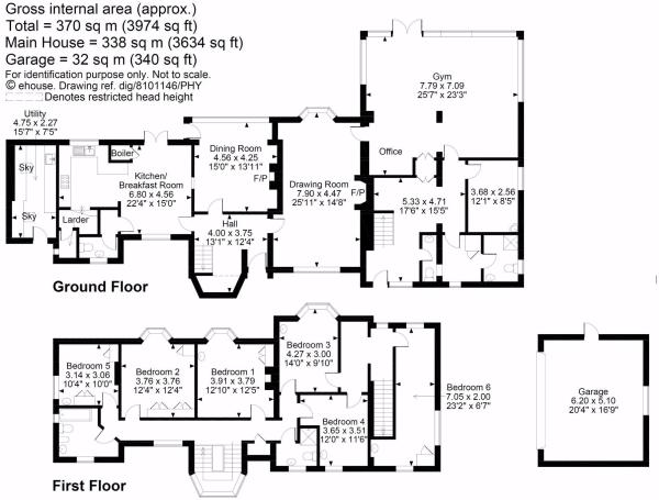 6 bedroom detached house for sale in 225 wendover road waddesdon manor wikipedia