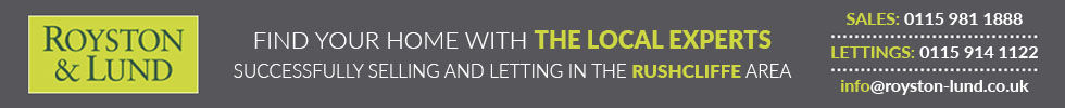 Get brand editions for Royston & Lund Estate Agents, West Bridgford