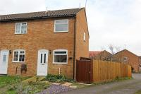 End of Terrace property in Falcon Way, Ashford, Kent