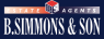 B Simmons & Son, Langley - Lettings logo