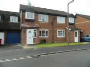 4 bedroom semi detached property for sale in Gladstone Way, Cippenham...