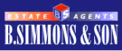 B Simmons & Son, Farnham Road, Slough branch logo