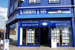 B Simmons & Son, Farnham Road, Sloughbranch details