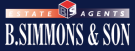 B Simmons & Son, Slough logo
