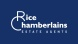 Rice Chamberlains Estate Agents Limited, Harborne logo