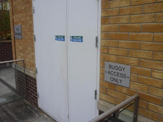 Buggy Access
