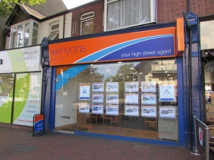 Kenyons Estate Agents, Carshaltonbranch details