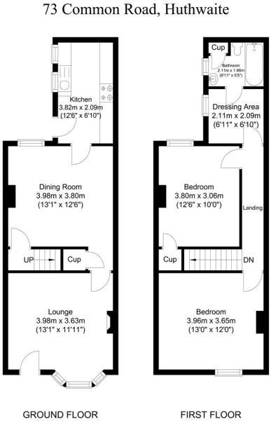 Floor Plans - 73 Com